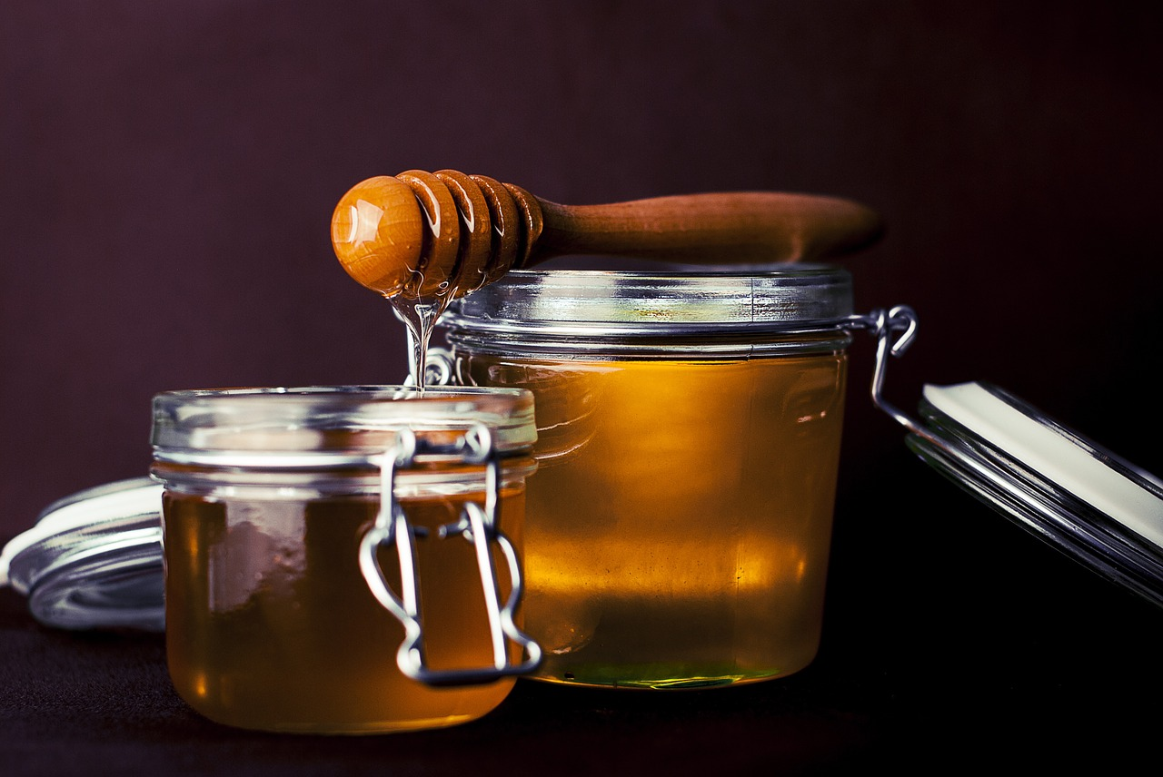 Honig als Beauty-Hausmittel!