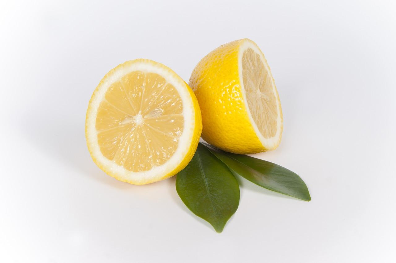 Zitronen für zarte Ellbogen